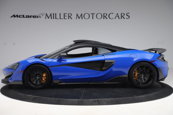 Used 2019 McLaren 600LT for sale $255,900 at Maserati of Westport in Westport CT 06880 3