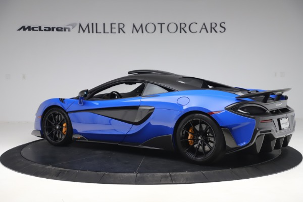 Used 2019 McLaren 600LT for sale $255,900 at Maserati of Westport in Westport CT 06880 4