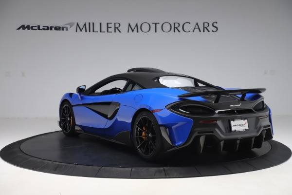 Used 2019 McLaren 600LT for sale $255,900 at Maserati of Westport in Westport CT 06880 5