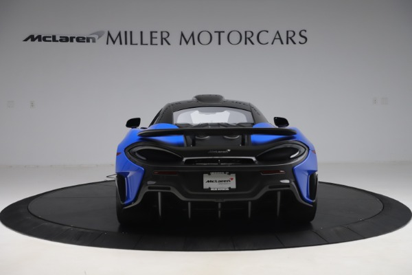 Used 2019 McLaren 600LT for sale $255,900 at Maserati of Westport in Westport CT 06880 6