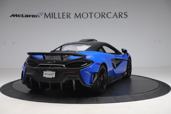 Used 2019 McLaren 600LT for sale $255,900 at Maserati of Westport in Westport CT 06880 7