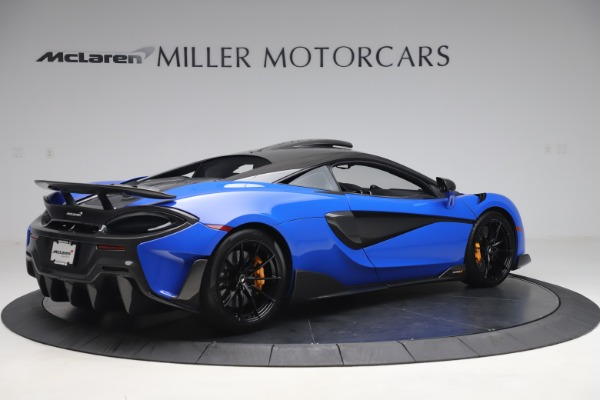Used 2019 McLaren 600LT for sale $255,900 at Maserati of Westport in Westport CT 06880 8