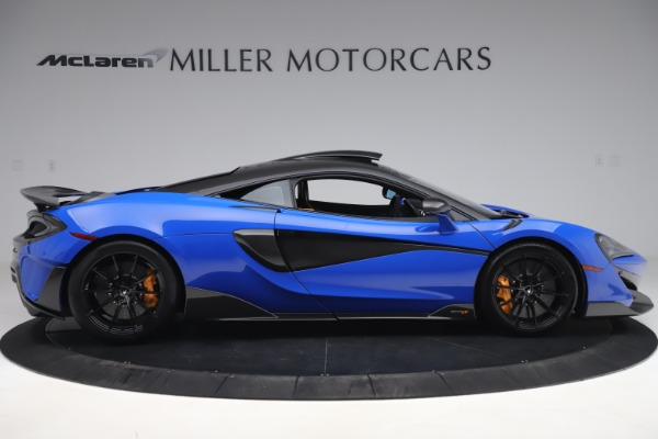 Used 2019 McLaren 600LT for sale $255,900 at Maserati of Westport in Westport CT 06880 9