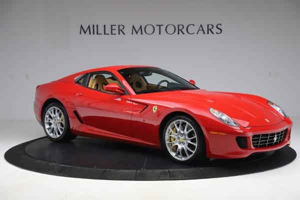 Used 2008 Ferrari 599 GTB Fiorano for sale $159,900 at Maserati of Westport in Westport CT 06880 11