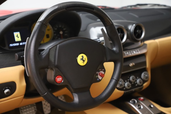 Used 2008 Ferrari 599 GTB Fiorano for sale $159,900 at Maserati of Westport in Westport CT 06880 16