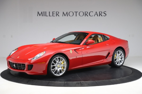 Used 2008 Ferrari 599 GTB Fiorano for sale $159,900 at Maserati of Westport in Westport CT 06880 2