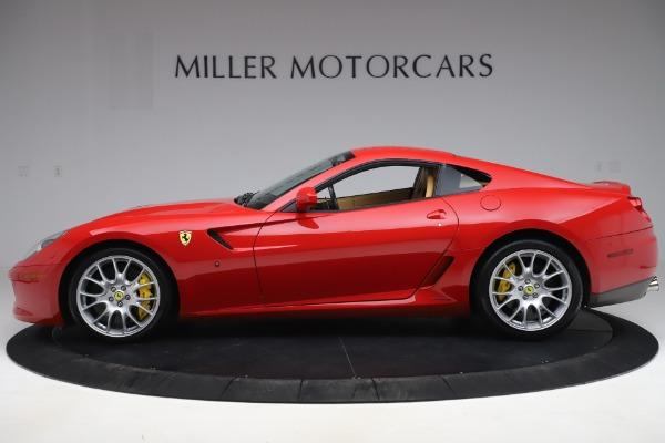Used 2008 Ferrari 599 GTB Fiorano for sale $159,900 at Maserati of Westport in Westport CT 06880 3