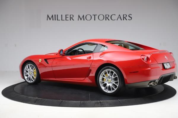Used 2008 Ferrari 599 GTB Fiorano for sale $159,900 at Maserati of Westport in Westport CT 06880 4