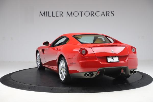 Used 2008 Ferrari 599 GTB Fiorano for sale $159,900 at Maserati of Westport in Westport CT 06880 5