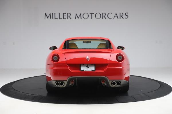 Used 2008 Ferrari 599 GTB Fiorano for sale $159,900 at Maserati of Westport in Westport CT 06880 6