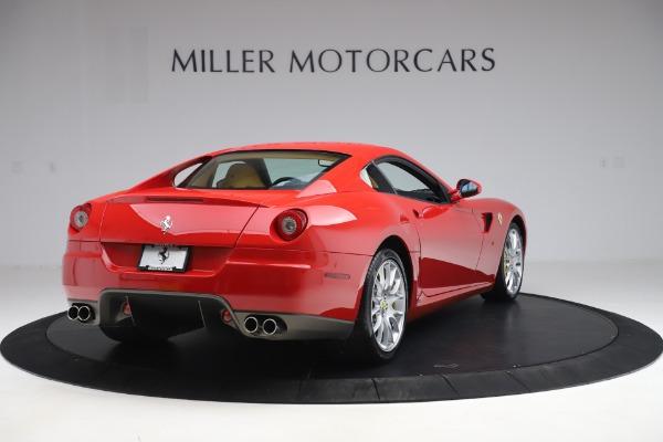 Used 2008 Ferrari 599 GTB Fiorano for sale $159,900 at Maserati of Westport in Westport CT 06880 7