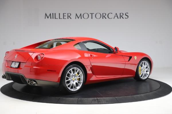 Used 2008 Ferrari 599 GTB Fiorano for sale $159,900 at Maserati of Westport in Westport CT 06880 8