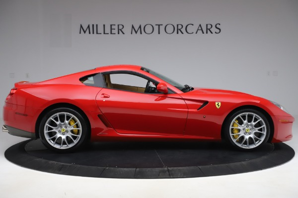 Used 2008 Ferrari 599 GTB Fiorano for sale $159,900 at Maserati of Westport in Westport CT 06880 9