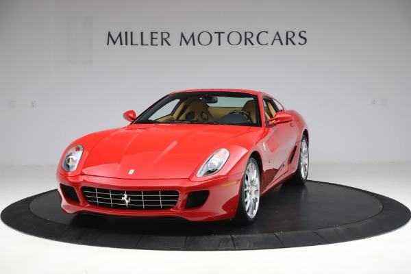 Used 2008 Ferrari 599 GTB Fiorano for sale $159,900 at Maserati of Westport in Westport CT 06880 1