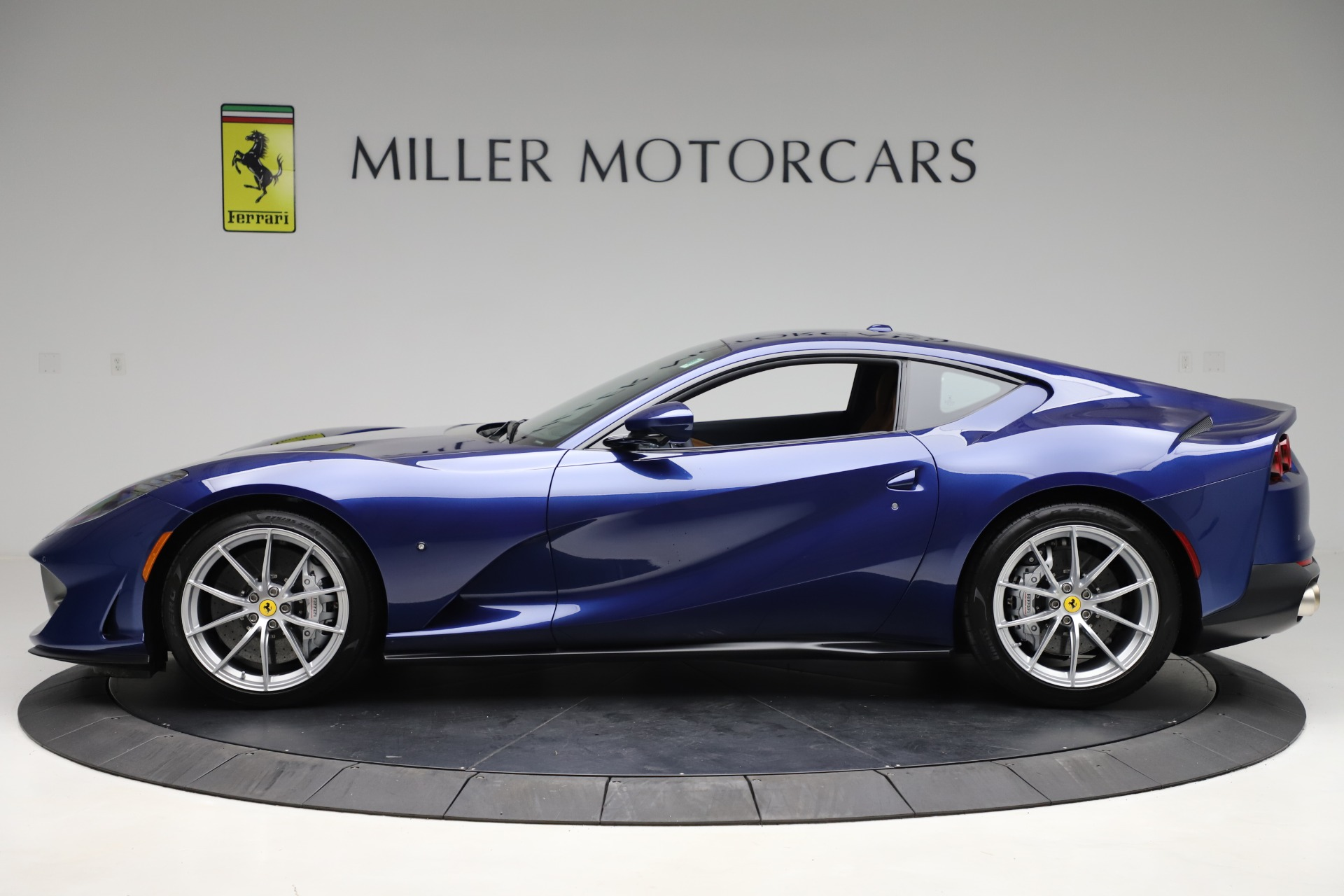 Pre Owned 2020 Ferrari 812 Superfast For Sale Special Pricing Maserati Of Westport Stock 4666