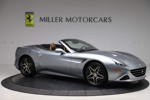 Used 2016 Ferrari California T for sale $142,900 at Maserati of Westport in Westport CT 06880 10