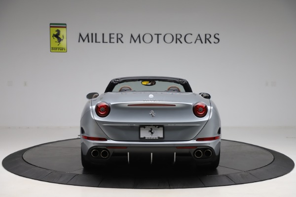 Used 2016 Ferrari California T for sale $142,900 at Maserati of Westport in Westport CT 06880 6