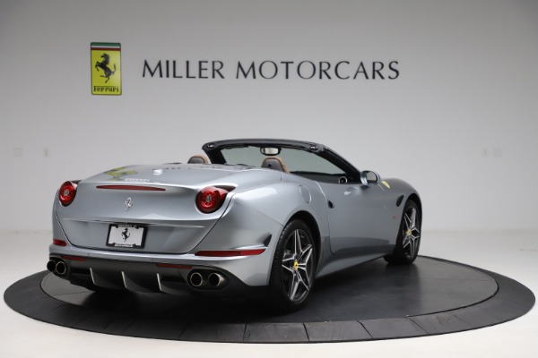 Used 2016 Ferrari California T for sale $142,900 at Maserati of Westport in Westport CT 06880 7