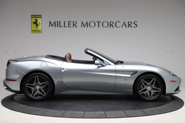 Used 2016 Ferrari California T for sale $142,900 at Maserati of Westport in Westport CT 06880 9