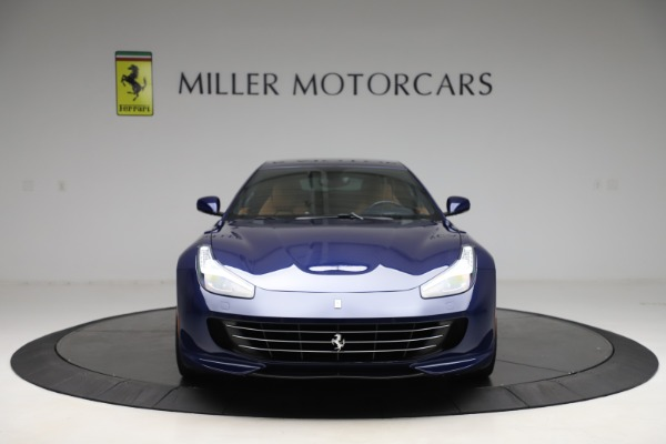 Used 2017 Ferrari GTC4Lusso for sale Sold at Maserati of Westport in Westport CT 06880 12