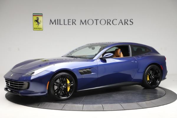 Used 2017 Ferrari GTC4Lusso for sale Sold at Maserati of Westport in Westport CT 06880 2