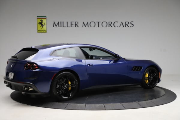 Used 2017 Ferrari GTC4Lusso for sale Sold at Maserati of Westport in Westport CT 06880 8