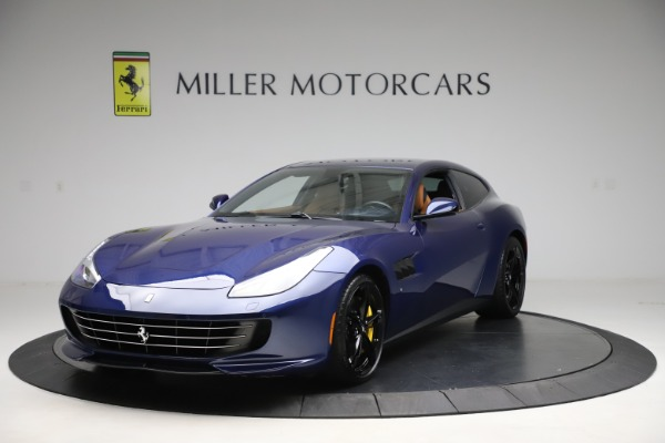 Used 2017 Ferrari GTC4Lusso for sale Sold at Maserati of Westport in Westport CT 06880 1