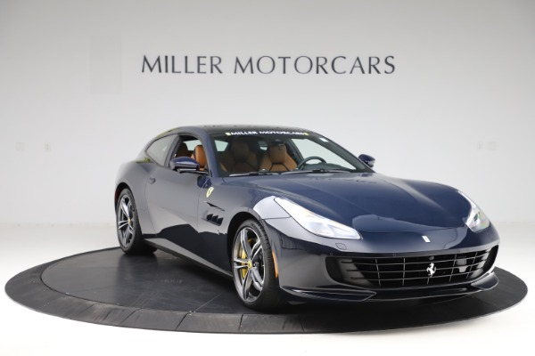 Used 2020 Ferrari GTC4Lusso for sale $279,900 at Maserati of Westport in Westport CT 06880 11
