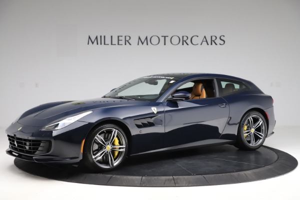 Used 2020 Ferrari GTC4Lusso for sale $339,900 at Maserati of Westport in Westport CT 06880 2