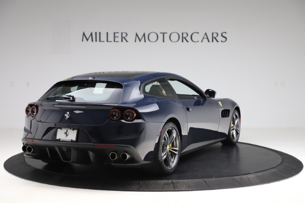 Used 2020 Ferrari GTC4Lusso for sale $279,900 at Maserati of Westport in Westport CT 06880 7