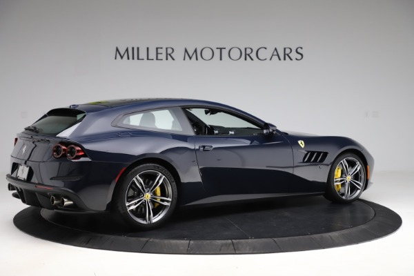 Used 2020 Ferrari GTC4Lusso for sale $279,900 at Maserati of Westport in Westport CT 06880 8