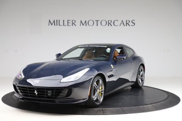 Used 2020 Ferrari GTC4Lusso for sale $279,900 at Maserati of Westport in Westport CT 06880 1