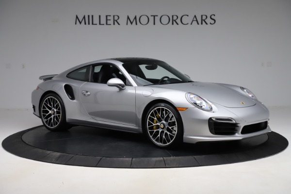 Used 2015 Porsche 911 Turbo S for sale $121,900 at Maserati of Westport in Westport CT 06880 10