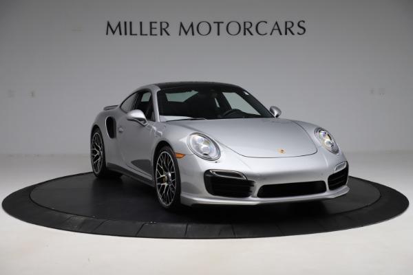 Used 2015 Porsche 911 Turbo S for sale $121,900 at Maserati of Westport in Westport CT 06880 11