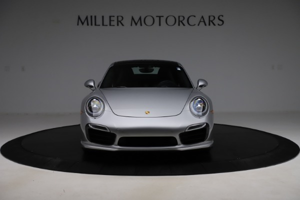 Used 2015 Porsche 911 Turbo S for sale $121,900 at Maserati of Westport in Westport CT 06880 12