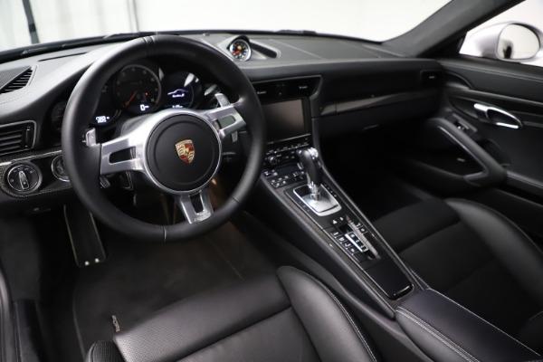 Used 2015 Porsche 911 Turbo S for sale $121,900 at Maserati of Westport in Westport CT 06880 13