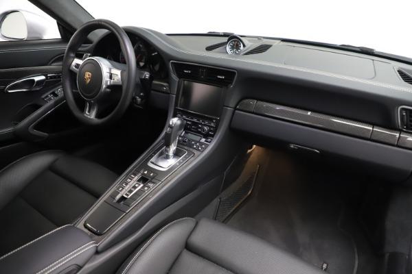 Used 2015 Porsche 911 Turbo S for sale $121,900 at Maserati of Westport in Westport CT 06880 16