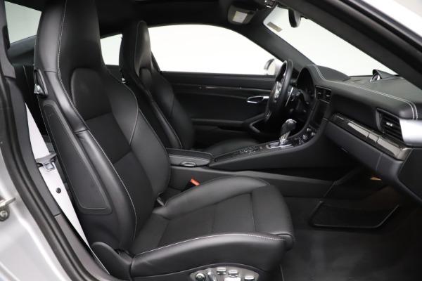 Used 2015 Porsche 911 Turbo S for sale $121,900 at Maserati of Westport in Westport CT 06880 18