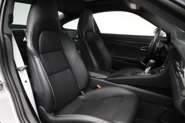 Used 2015 Porsche 911 Turbo S for sale $121,900 at Maserati of Westport in Westport CT 06880 19