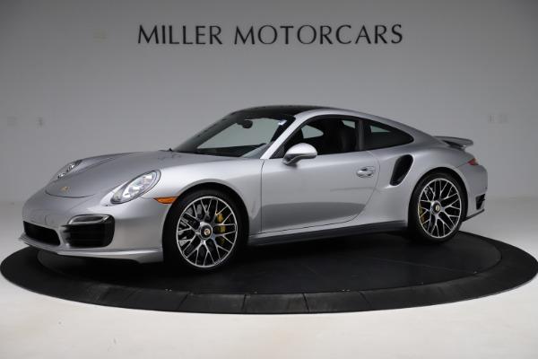 Used 2015 Porsche 911 Turbo S for sale $121,900 at Maserati of Westport in Westport CT 06880 2