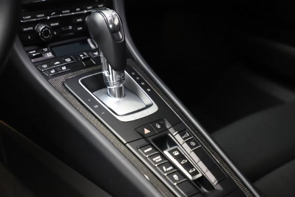 Used 2015 Porsche 911 Turbo S for sale $121,900 at Maserati of Westport in Westport CT 06880 21
