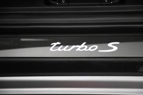 Used 2015 Porsche 911 Turbo S for sale $121,900 at Maserati of Westport in Westport CT 06880 22