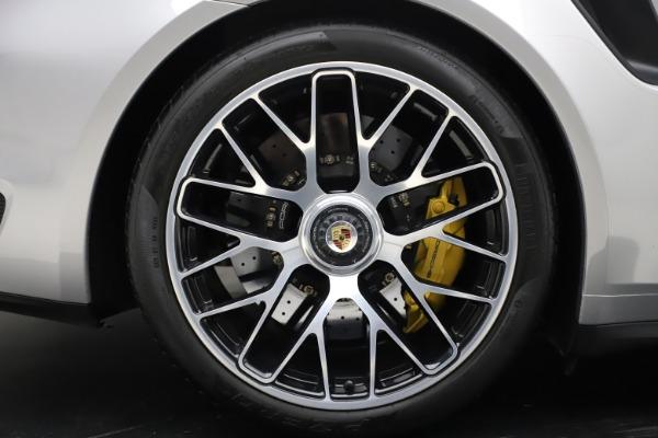 Used 2015 Porsche 911 Turbo S for sale $121,900 at Maserati of Westport in Westport CT 06880 24