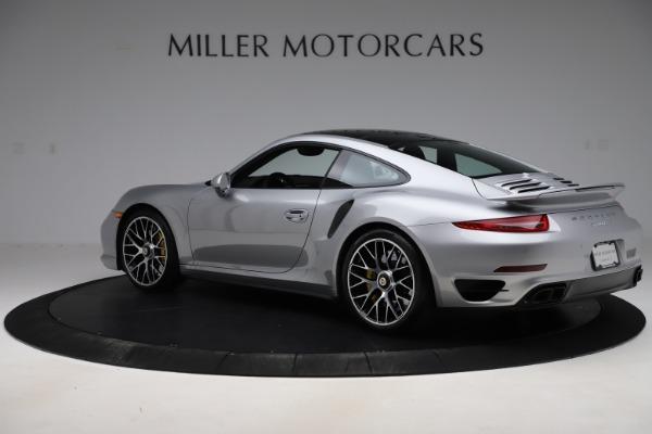 Used 2015 Porsche 911 Turbo S for sale $121,900 at Maserati of Westport in Westport CT 06880 4