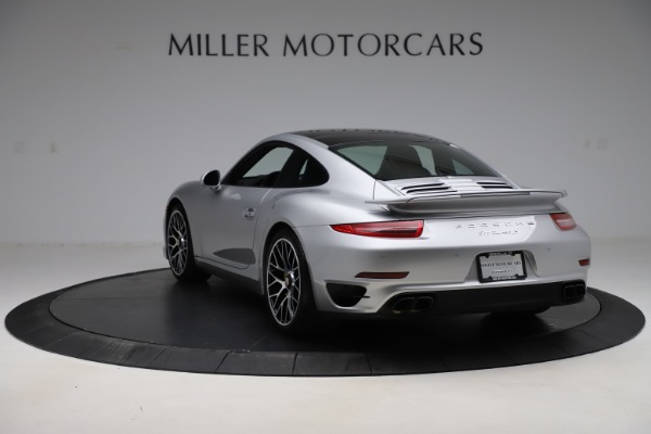 Used 2015 Porsche 911 Turbo S for sale $121,900 at Maserati of Westport in Westport CT 06880 5