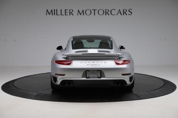 Used 2015 Porsche 911 Turbo S for sale $121,900 at Maserati of Westport in Westport CT 06880 6