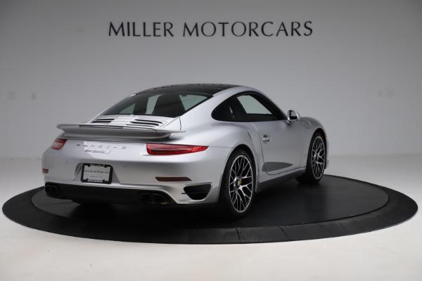 Used 2015 Porsche 911 Turbo S for sale $121,900 at Maserati of Westport in Westport CT 06880 7