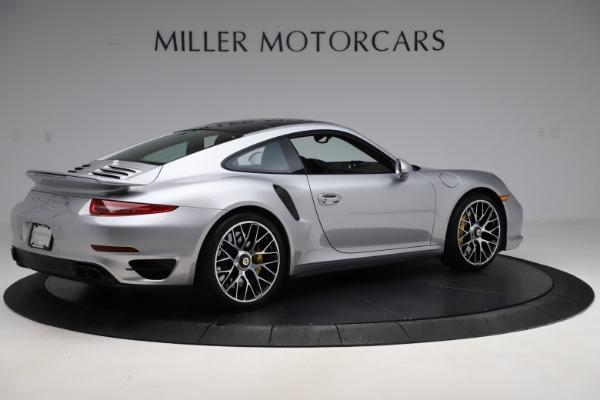 Used 2015 Porsche 911 Turbo S for sale $121,900 at Maserati of Westport in Westport CT 06880 8