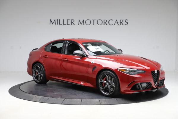 New 2020 Alfa Romeo Giulia Quadrifoglio for sale $83,590 at Maserati of Westport in Westport CT 06880 10