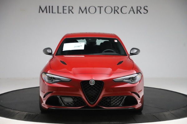 New 2020 Alfa Romeo Giulia Quadrifoglio for sale $83,590 at Maserati of Westport in Westport CT 06880 12